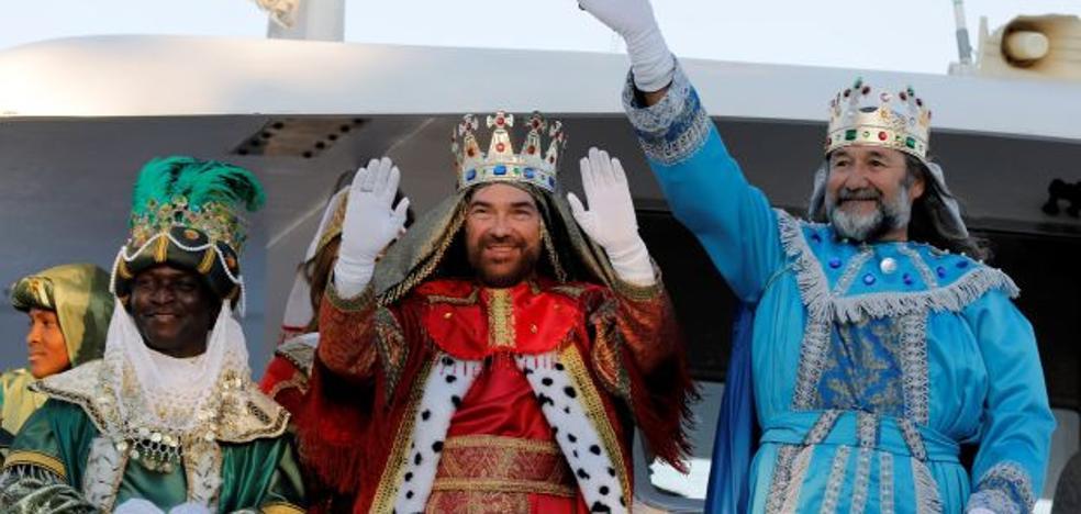 Cabalgata de Reyes de Valencia 2018