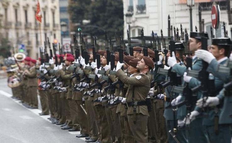 Fotos de la Pascua Militar en Valencia