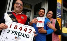 Una familia de Benijófar, agraciada con un quinto de Navidad, gana 750.000 euros del segundo de la Lotería del Niño