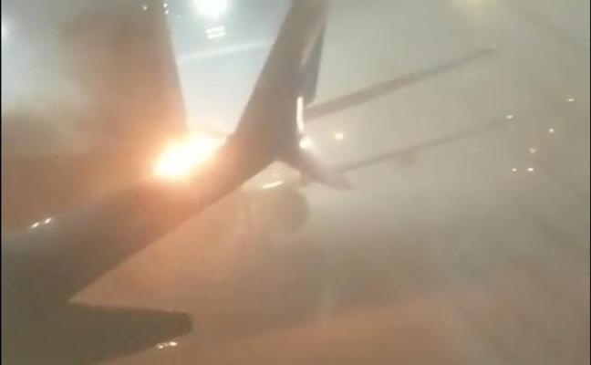 Dos aviones chocan en tierra en Toronto sin causar víctimas
