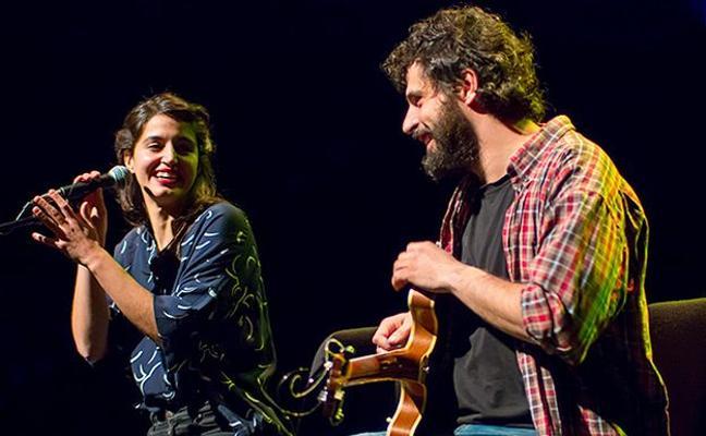 De cerebros, corazones con María Arnal y Marcel Bagés en Valencia