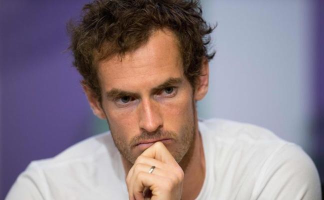 Andy Murray confía en volver para la temporada de hierba