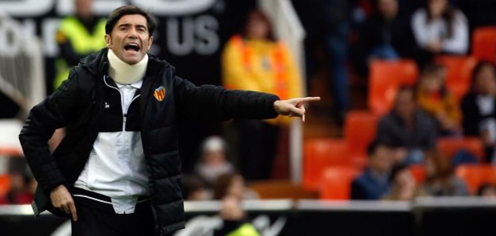 Marcelino: «No sé si económicamente el club puede permitirse un jugador como Guedes»