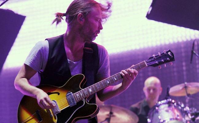 Radiohead denuncia a Lana del Rey por una canción