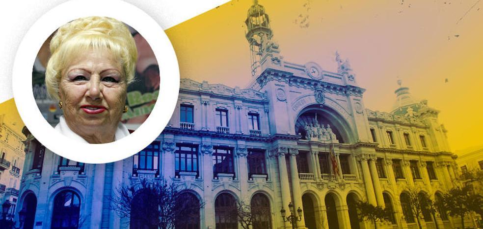 Los rincones favoritos de Valencia de... Rosita Amores
