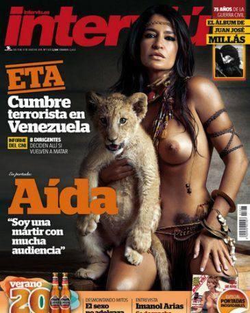 Fotos de las portadas más famosas de Interviú