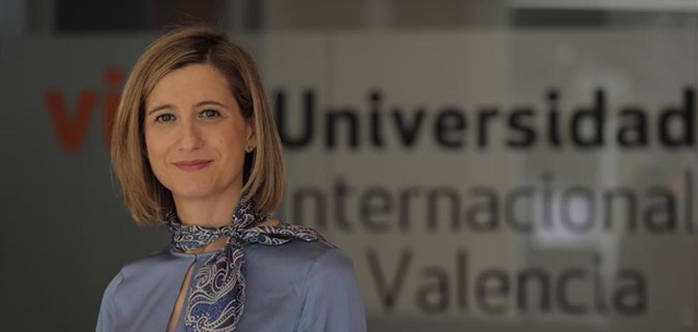 Eva Giner, nueva rectora de la VIU