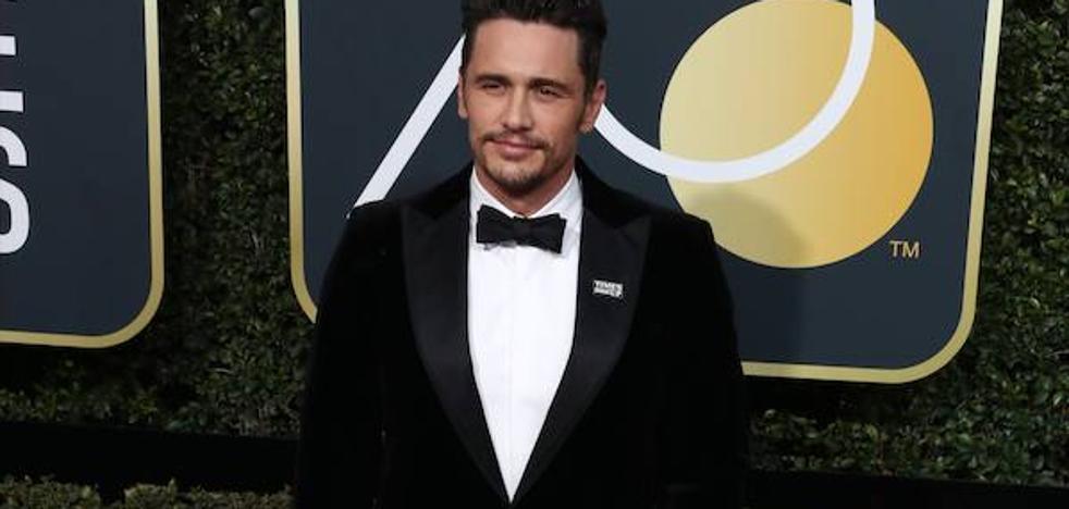 James Franco, acusado de acoso sexual por tres actrices tras ganar el Globo de Oro