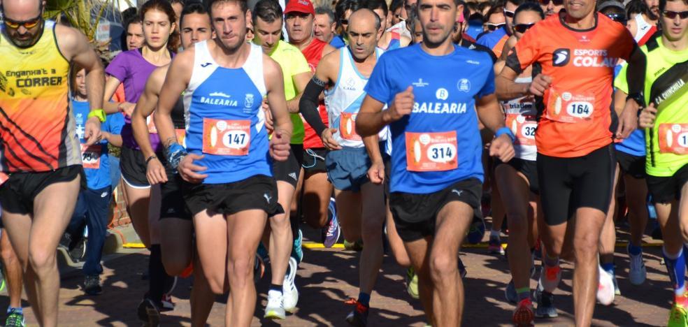 José Manuel Díaz gana la VI Carrera del Roscón