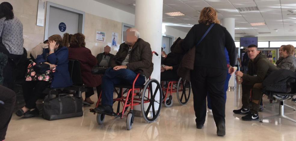 La epidemia de gripe dispara los ingresos hospitalarios y satura los centros de salud