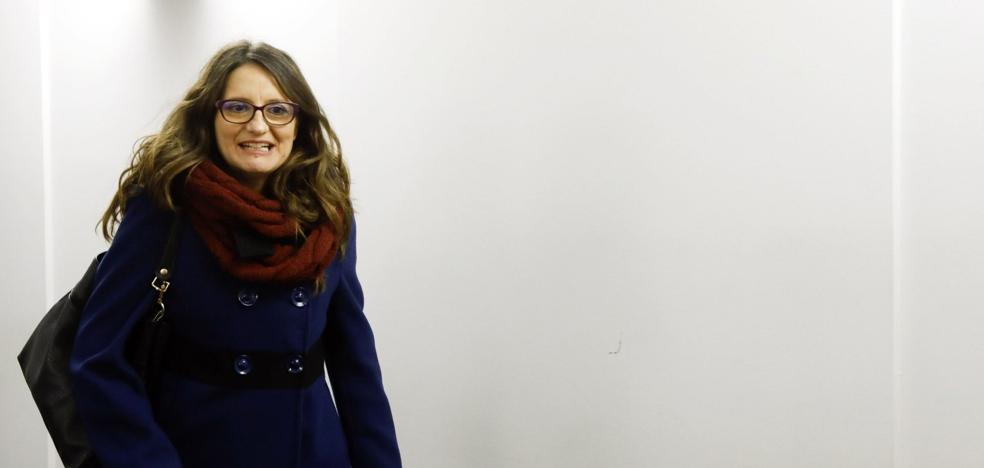 La conselleria de Mónica Oltra copa una de cada tres quejas al Síndic de Greuges