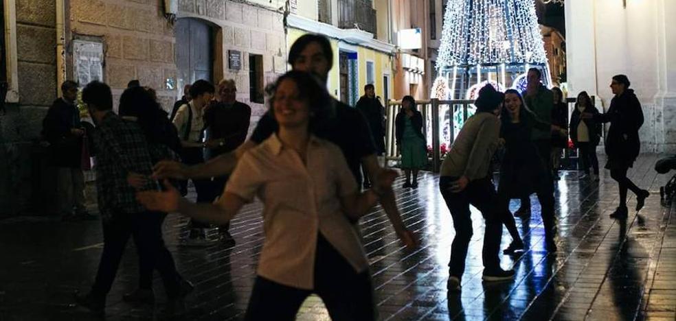 Valencia baila el Lindy Hop
