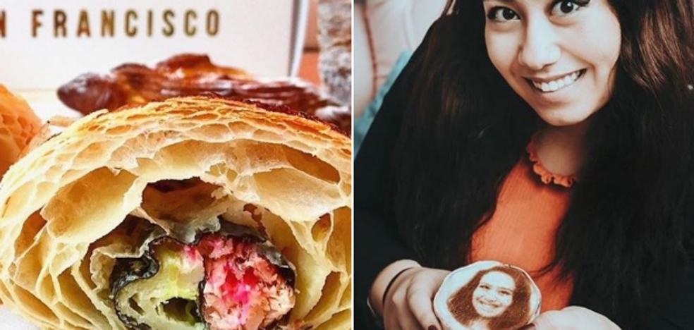El crossushi y el selfieccino, los nuevos inventos gastronómicos que causan furor