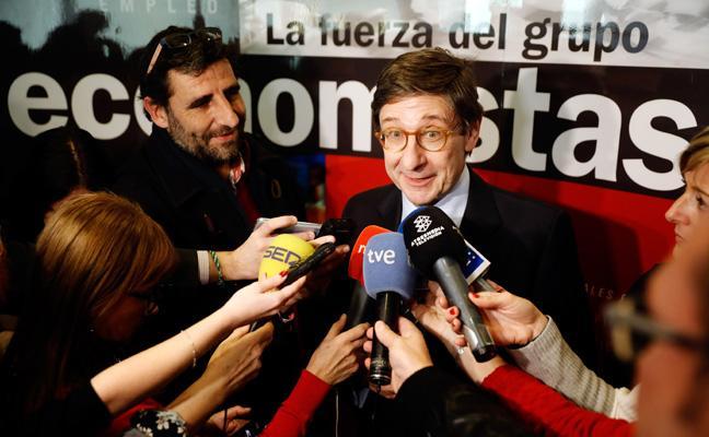 El presidente de Bankia niega que la competencia organizara el rescate de la entidad