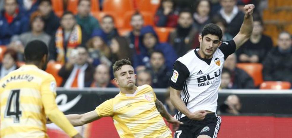 El Real Madrid pone su mirada en el jugador del Valencia CF Gonçalo Guedes