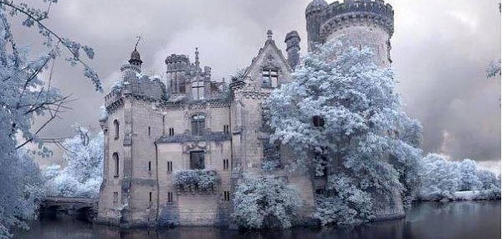 Así se ha salvado el 'Castillo de la Bella Durmiente'