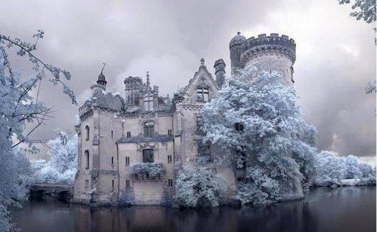 Fotos del castillo Mothe- Chandeniers en Francia