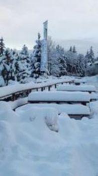 La nieve pone Ferrocarriles al 100%