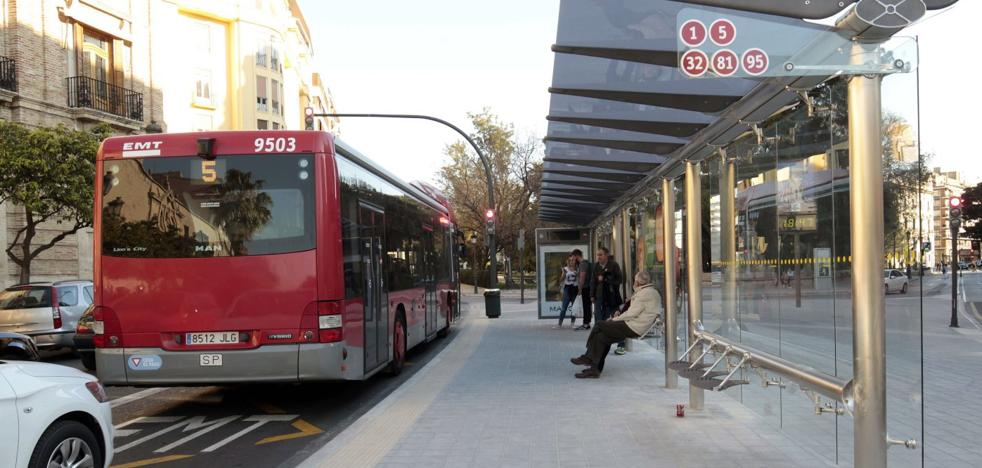 La Generalitat multa con 20.000 euros a la EMT por cesión ilegal de trabajadores