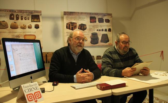 Recuperan en el País Vasco escritos del siglo XVII sobre las torres vigía de Xàbia