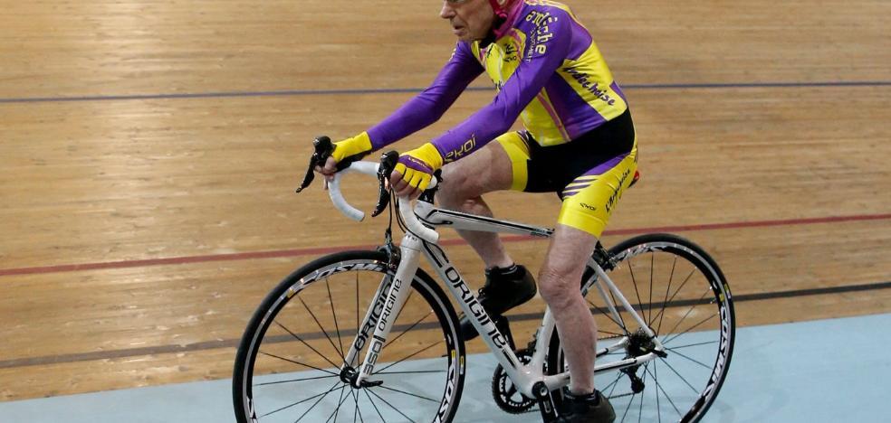El ciclista más longevo del mundo