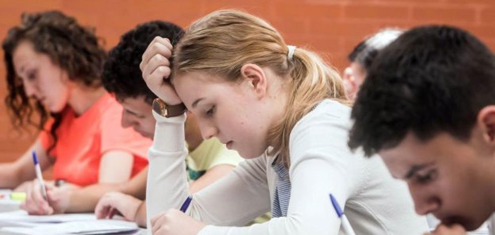 Los alumnos de Bachillerato tendrán más horas de clase el próximo curso