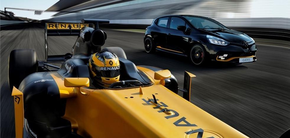 Renault Clio R.S. 2018, pasión por la Fórmula 1