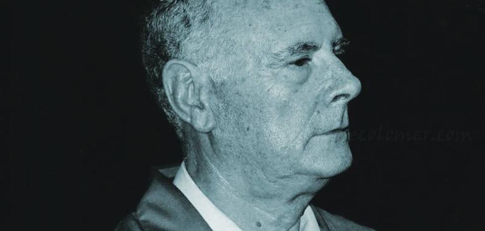 Muere José Colomer Sancho, abogado, pintor y escultor valenciano