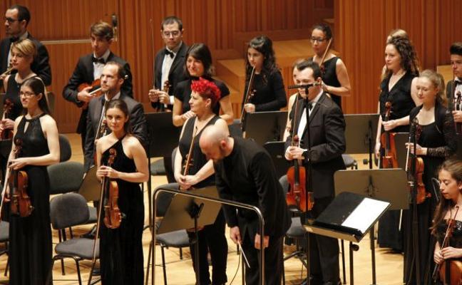 El Concurso de Orquestas volverá a celebrarse en el Palau de les Arts