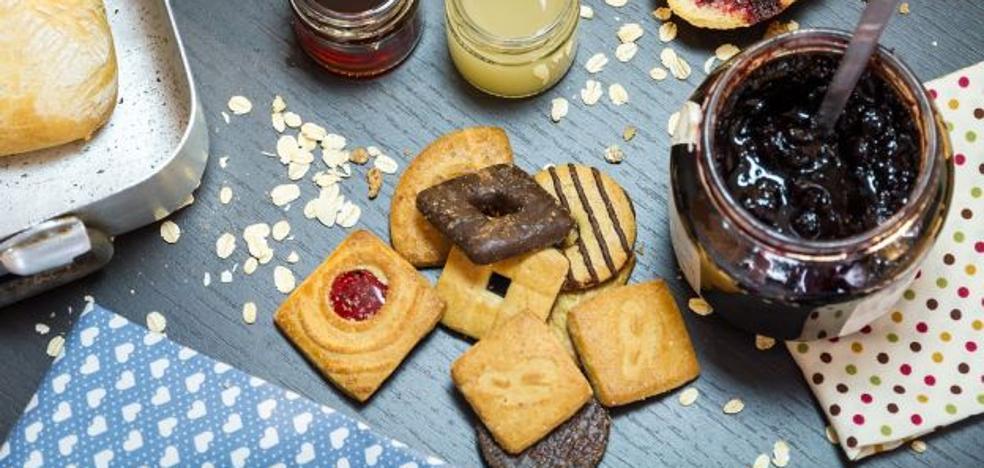 Garbanzos o galletas, ¿qué le doy a mi hijo para desayunar?