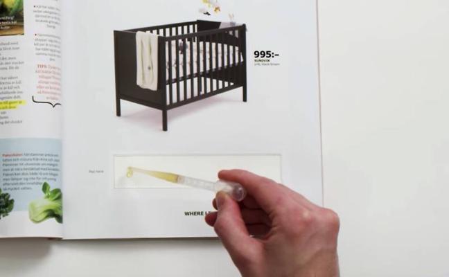 El anuncio de IKEA que detecta si estás embarazada desata la polémica