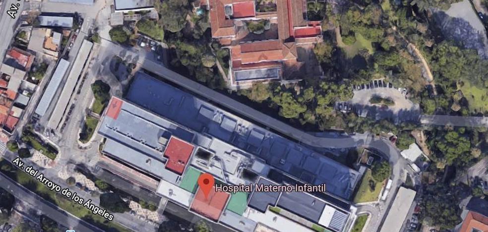 Las bromas inundan la red por lo que muestra Google Maps al lado de un hospital de Málaga