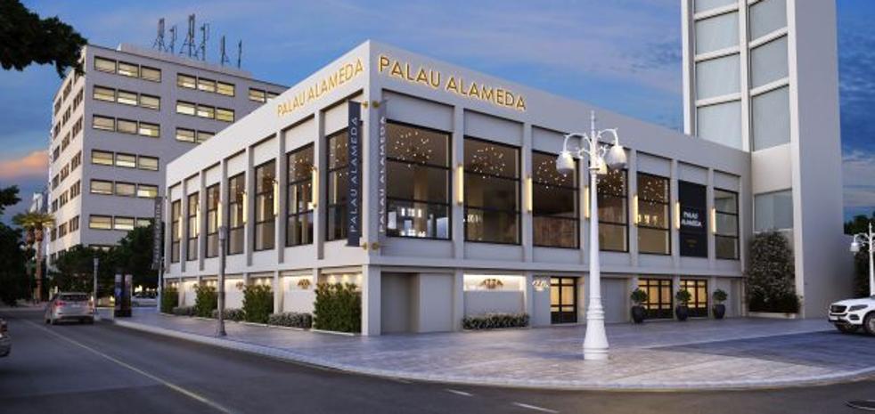 La nueva vida del Alameda Palace de Valencia