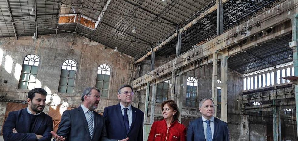 Las Naves de Sagunto reviven: La Generalitat compra el espacio por el que pasaron Irene Papas o Bigas Luna