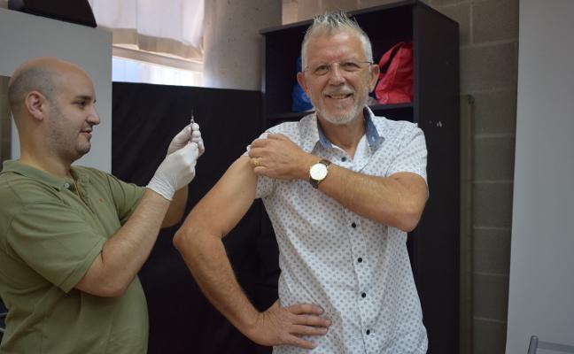 La comarca tiene uno de los índices más bajos de gripe y espera el pico de casos a final de mes