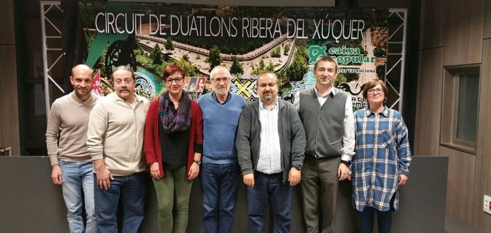 Alzira abrirá el I Circuito de Duatlones Ribera del Xúquer