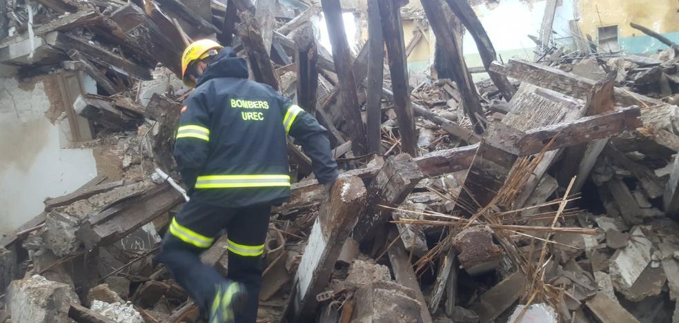 Los bomberos cuentan con un nuevo equipo para grandes catástrofes