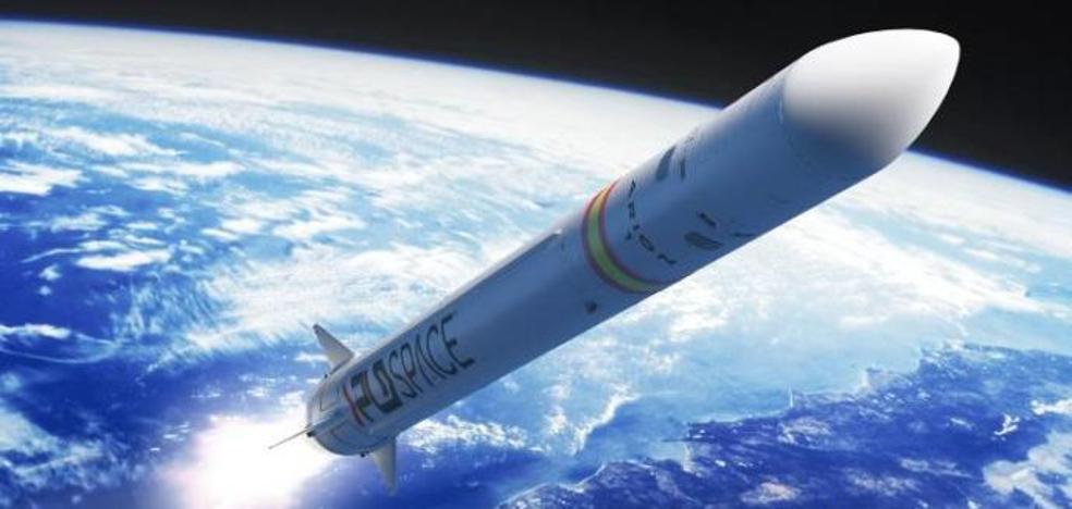 La empresa valenciana PLD Space construirá su segundo banco de ensayos en Teruel para probar sus cohetes espaciales