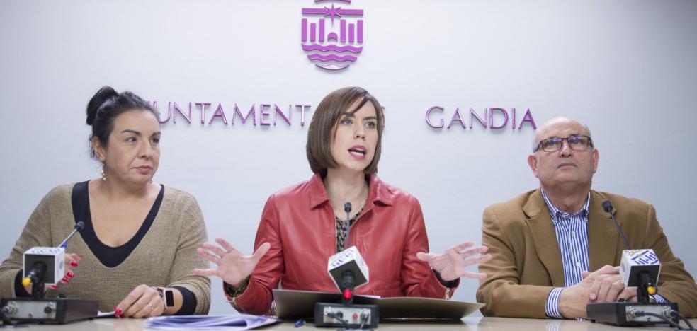 Gandia regularizará el catastro para repercutir los ingresos en una mayor bajada del IBI en 2019