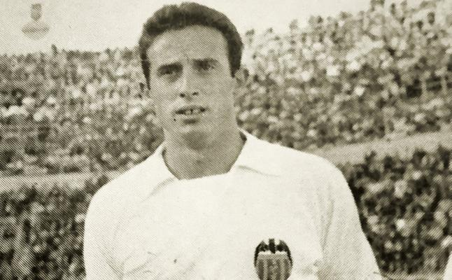 El récord goleador de Vicente Navarro