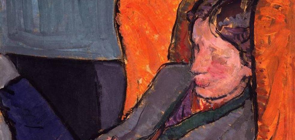 Un libro recoge la correspondencia entre Virginia Woolf y Lytton Strachey