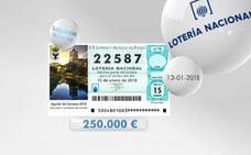 El segundo premio de la Lotería Nacional, vendido en Torrent
