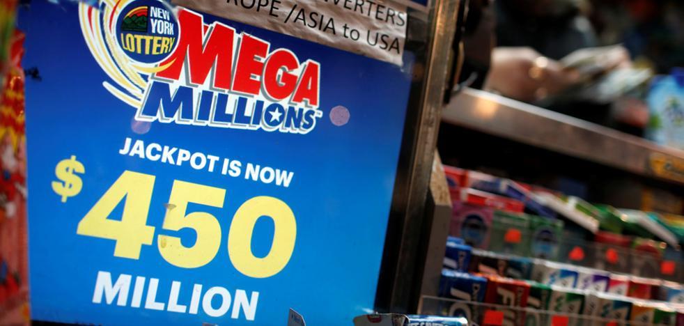 Un joven de 20 años de Florida reclama un premio gordo con 451 millones de dólares