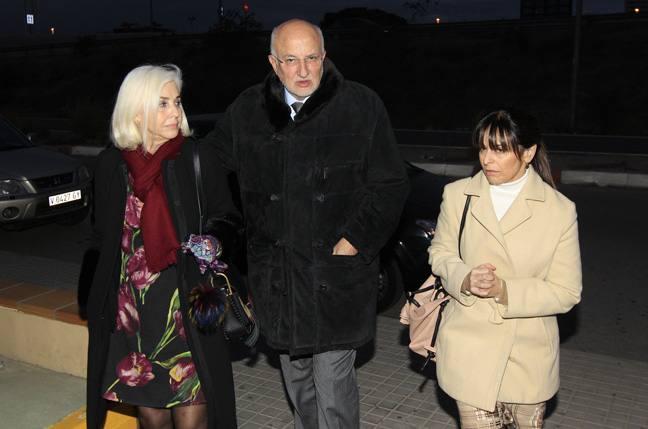 Fotos de la despedida a Francisco Pons y de la trayectoria del empresario
