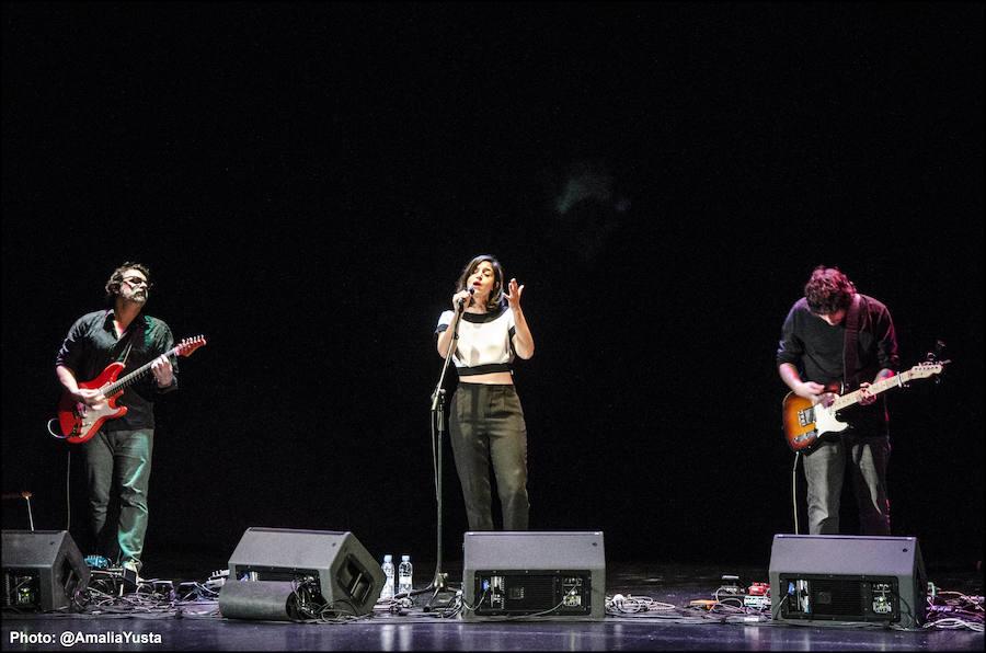 Fotos del concierto de María Arnal en Valencia
