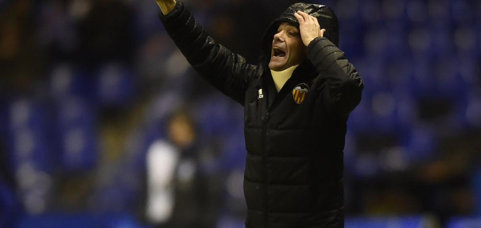 Marcelino: «Me gustaría que Maksimovic se quedara, pero no quiero perjudicarle»