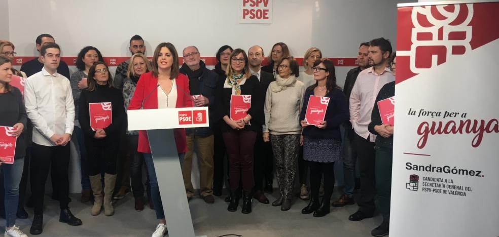 Gómez quiere evidenciar las diferencias de gestión entre el PSPV y Compromís en Valencia