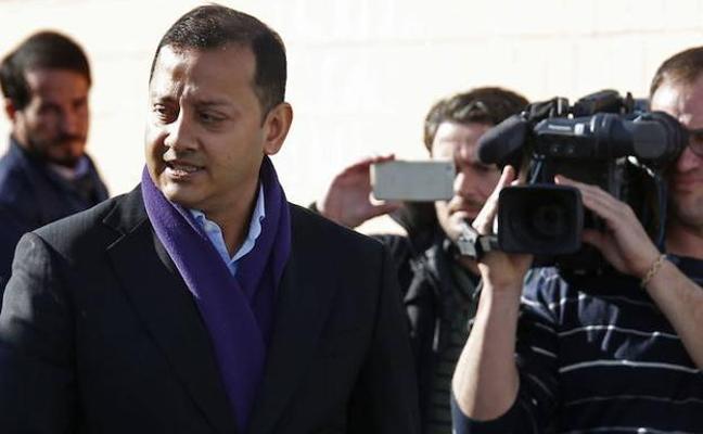 Anil Murthy despide a otro trabajador del Valencia