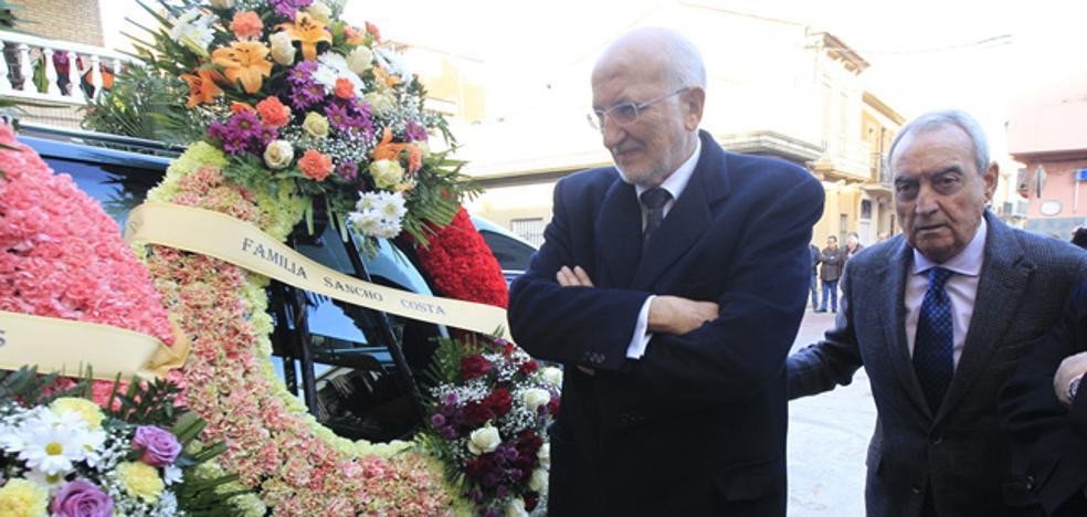 Último adiós a Francisco Pons