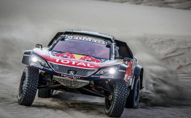 El Dakar llega a su ecuador